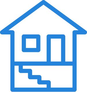 basement waterproofing icon